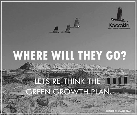 Urgent submissions needed for Green Growth Plan